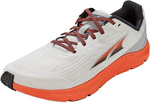 ALTRA Men's AL0A4VQL Rivera Road Running Shoe, Gray/Orange -...