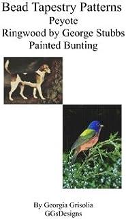 Bead Tapestry Patterns Peyote Ringwood by George Stubbs Painted Bunting