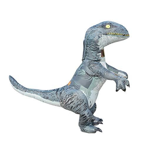 Tyrannosaurus - Disfraz hinchable para Halloween