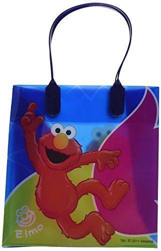 Check Out This Sesame Street Elmo Party Favor Goodie Gift Bag - 6 Small Size (12 Packs)