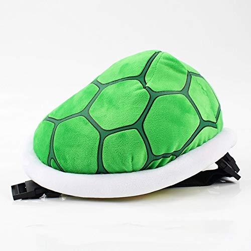 30cm Super Mario Bros Koopa Troopa knuffel Troopa Turtle Tortoise Shell rugzak Knuffel speelgoed, groen