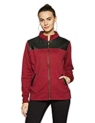 Belle Fille Womens Fleece Jacket