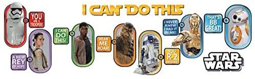 Eureka 'I New Orleans Mall Can Do This' Star Classroo Bulletin Wars Set and Board Low price