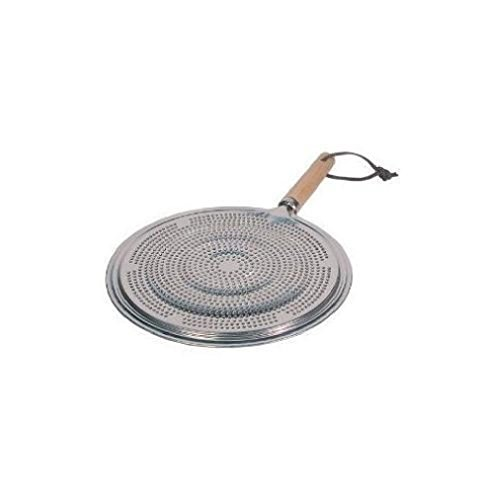 Fashion By Ponce Stovetop Simmer Ring Heat Diffuser for Use on Gas and Electric Ranges Be Safe