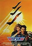 My Little Poster Post Top Gun Filmplakat Wandkunst