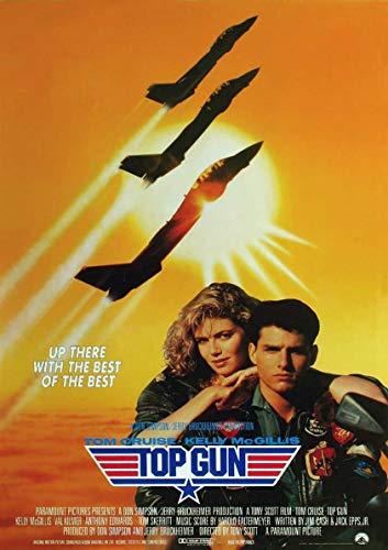 Poster Top Gun Affiche cinéma Wall Art