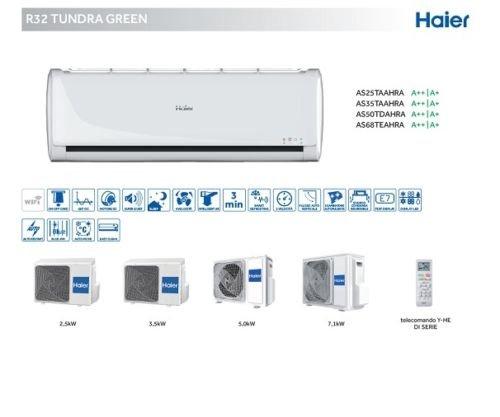 Haier Climatizador Inverter 9000 BTU clase A + + Tundra