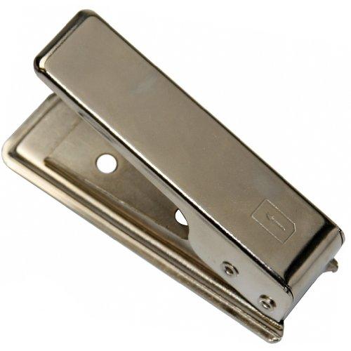 MICRO SIM Karten Cutter/Schneider Locher geeignet für iPhone 4 4S oder Samsung und viele weitere Smartphones (Micro-SIM-Kartenschneider)
