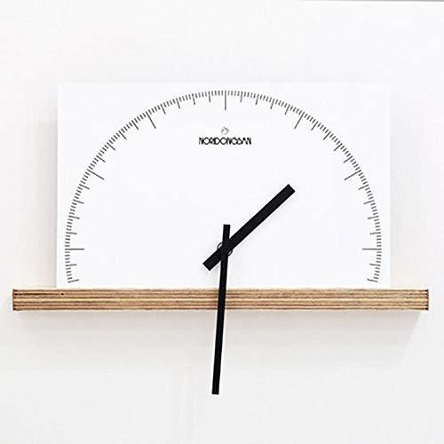 GZWSM Up Saat Wall Saatk Uhren Home Decor Mechanismus Guess Kitchen Digital Silent Digital Large Decorative-Style3