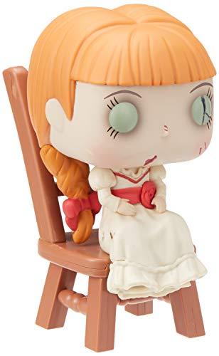 Pop! Figura de Vinilo: Películas: Annabelle - Annabelle in Chair