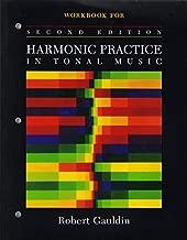 Best workbook for harmonic practice in tonal music Reviews