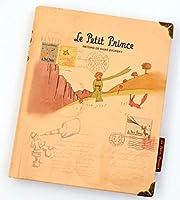 日本未発売!クラシック復刻盤 星の王子さま手帳 プランナー 日記 2021 Le Petit Prince schedule&diary&planner【type:It walks to hear the voice of the stars】