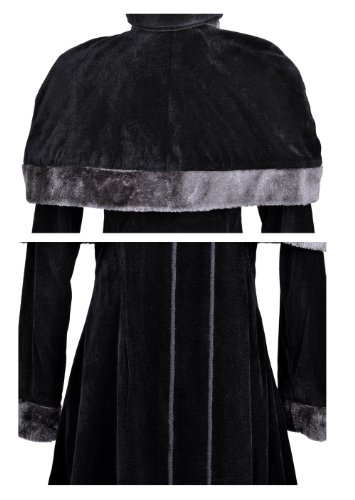 『銀河鉄道999 メーテルレジェンド メーテル風 コスプレ衣装 コスチューム Cosplay Costume 男性SSサイズ COSSKY』の6枚目の画像