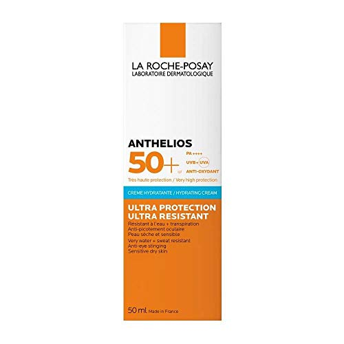 La Roche-Posay Anthelios Ultra sensible ojos innovación crema SPF 50+ 50ml