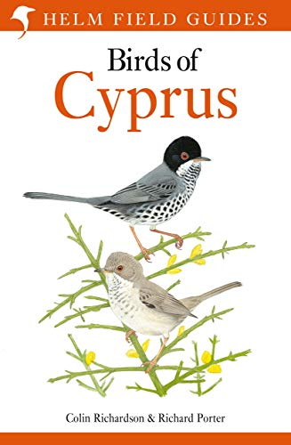 Birds of Cyprus (Helm Field Guides)