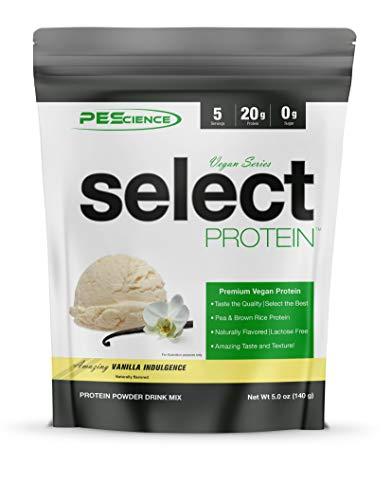 Pescience: Select Protein Vegan Series 5 Servings (Vanilla Indulgence)