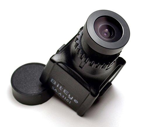BitEye Mini FPV Camera 700 TVL CCD Sensor OSD DC 5~25.2V 2.8mm lens for Racing Quadcoptor, Speedy-C (NTSC Format)