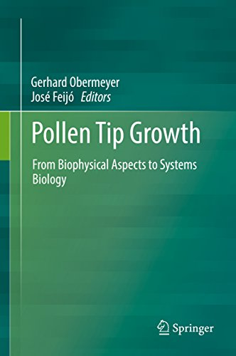 Pollen Tip Growth: From Biophysical Aspects to Systems Biology (English Edition)