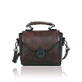 S.CHARMA Sac a main femmes petit sac a main pochette Petit sac a main cuir soldes femmes sac bandoulière femme paquet…