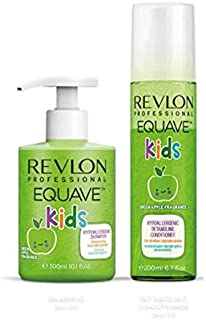 Pack Revlon Equave Kids Champu 300 ml + Acondicionador 200