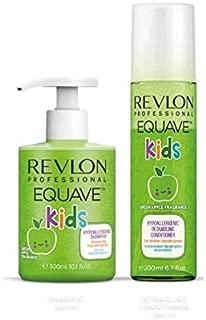 Pack Revlon Equave Kids Champu 300 ml + Acondicionador 200