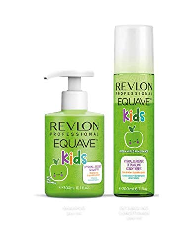 Pack Revlon Equave Kids Champu 300 ml + Acondicionador 200 ml