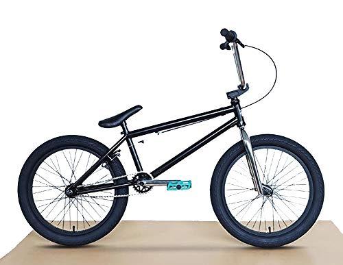TX BMX Bicicleta De Motocross Paseo En Bicicleta,Estilo Libre Pruebas De Bicicleta De Montaña Deporte Extremo Frenos De Disco 20 Pulgadas Deporte Al Aire Libre