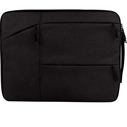 ZhongYi laptoptas, slanke minimalistische zakelijke laptoptas, dunne notebooktas, waterdicht, meerkleurig optioneel, in meerdere maten optioneel 14Inch F
