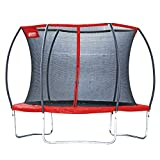 Best Sporting Trampolin Superstar 2.0', Outdoor Gartentrampolin mit Sicherheitsnetz, Ø 305, Ø 366 und Ø 426 (Ø 305)