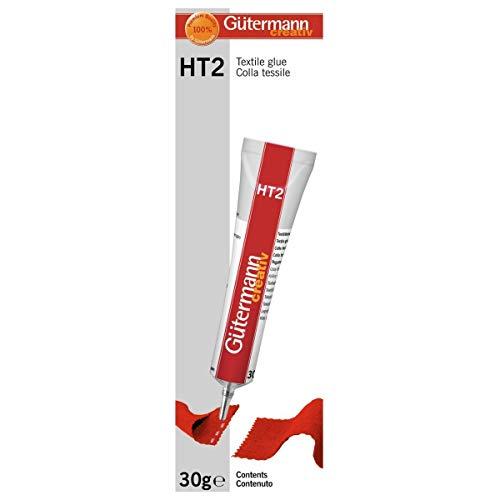 Gütermann 613606 HT2 SB - Pegamento para tela (30 g)
