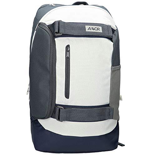 AEVOR Bookpack Rucksack, schwarz grau, One Size