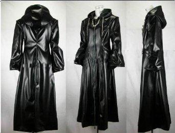 『キングダムハーツ2 13機関コート コスプレ衣装 (M)』の1枚目の画像