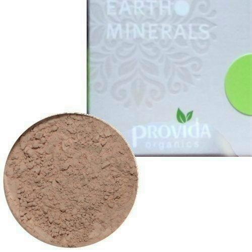 provida Earth Minerals Teint Tapis Satin Light 4, contenu 6 G