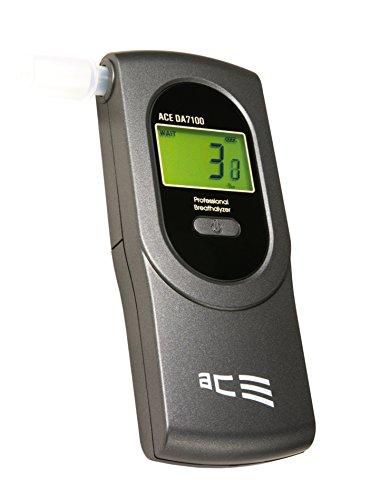 ACE DA-7100 - Alcoholímetro con Sensor electroquímico, Col
