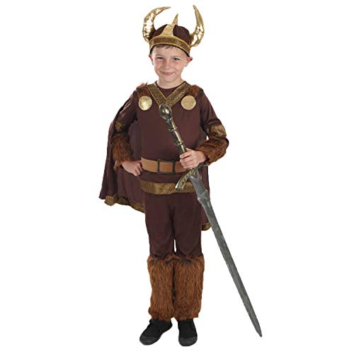 Fun Shack Boy Viking - Costume de déguisement pour Enfants