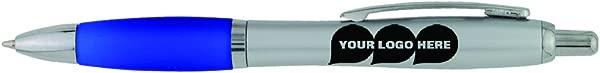 复杂的钢笔与黑色墨水塑料笔 250 数量 0 39 每个促销产品散装品牌与您的徽标定制