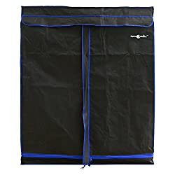 Buy Mylar Hydroponic EXTRA-THICK CANVAS Grow Tent for Indoor Plant Growing