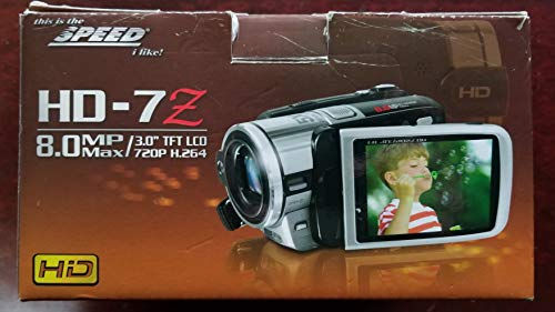 Lowest Prices! Digital World HD-7Z 8.0MP Digital Camera