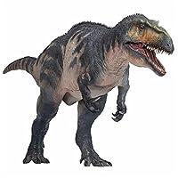 PNSO トルボサウルス コナー フィギュア リアルなメガロサウルス 恐竜 メガロサウルス PVC コレクターおもちゃ 動物アートモデル 装飾ギフト 大人向け