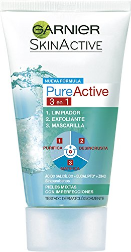 Garnier Active 3 in 1 Cleansing Gel 150ml