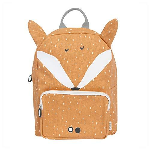 Trixie Kinder Rucksack Kinderrucksack Fuchs Mr. Fox Orange