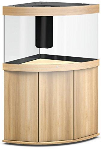 Juwel Aquarium 16851 Trigon 190 LED mit Unterschrank SBX, helles Holz