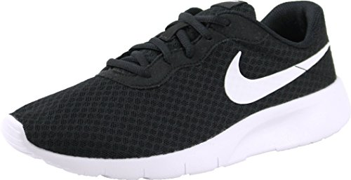 Nike Tanjun (GS), Walking Shoe Unisex-Child, Nero Black Black Anthracite, 38 EU