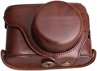 PU Leather Camera Bag Case Cover Pouch For Fuji Fujifilm X100F Camera