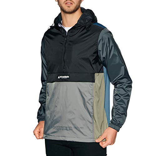 HUF Coyote Trail Anorak Softshell Jacket