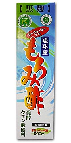 北琉興産『琉球産 黒麹もろみ酢(シークヮーサー入り)』