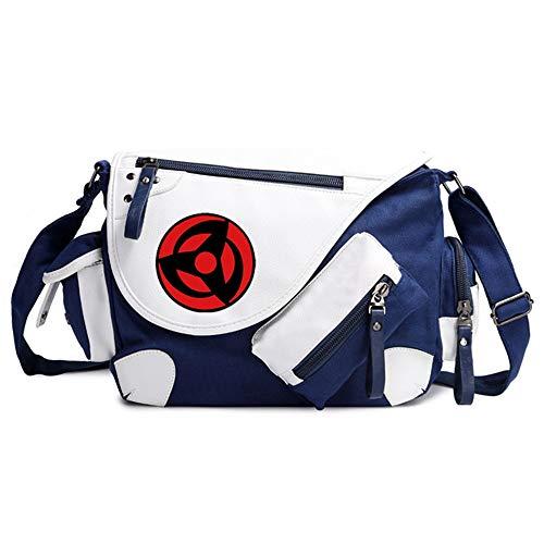 NOBRAND Anime Naruto Cosplay Mochila Messenger Bag...
