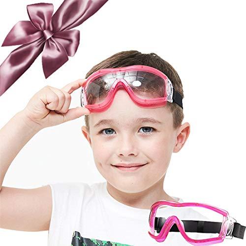 Safety glasses for children pink