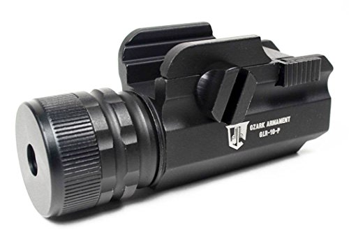 Ozark Armament Green Laser Sight for Full Size Pistols