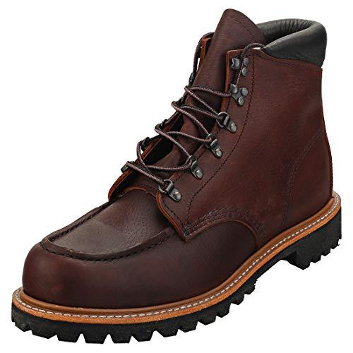 RED WING SAWMILL Enkellaarzen/Low boots heren Bruin Laarzen